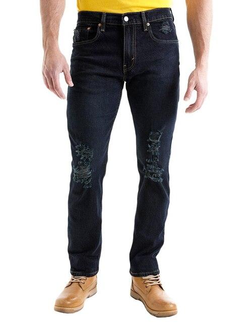45e1d38a66 Jeans Levi s 502 corte straight índigo