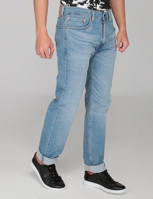 01039385d6 Jeans Levi s 505 corte straight azul