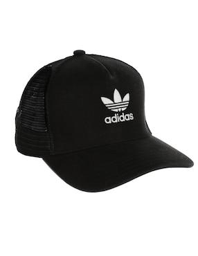 Gorra trucker Adidas Originals negra ... 882c8ce2391
