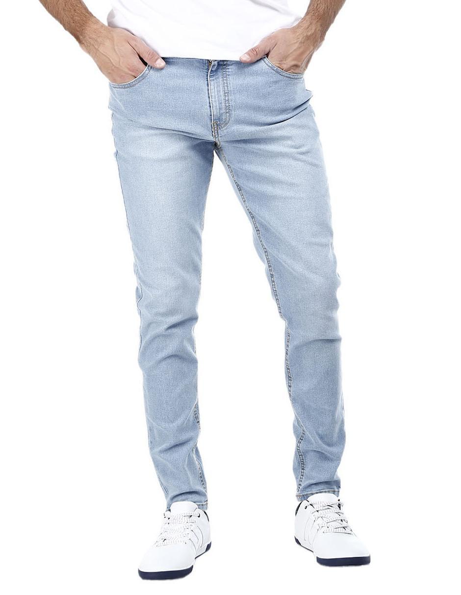 Jeans 365 Essential Corte Skinny En Liverpool