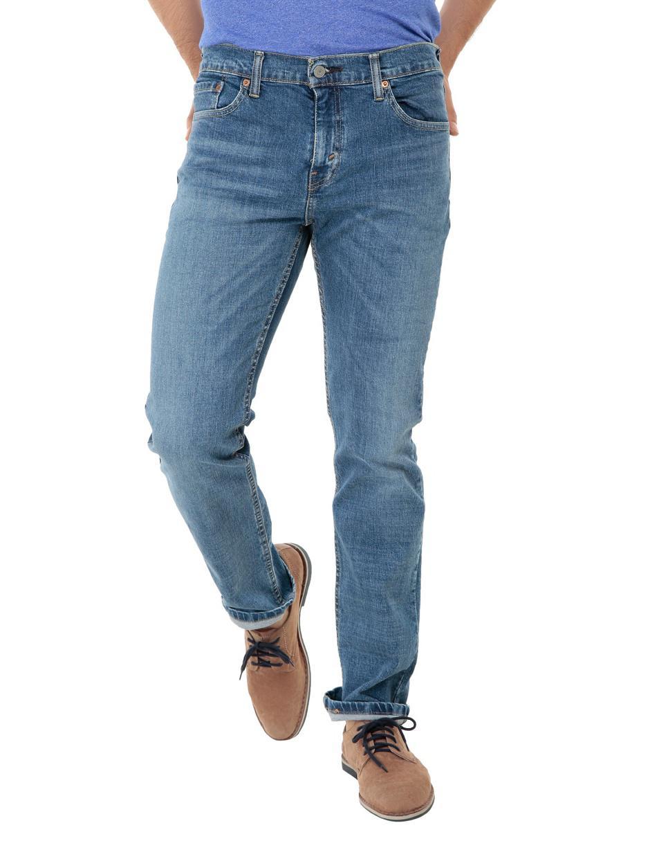 Jeans Levi S 511 Corte Slim Azul En Liverpool