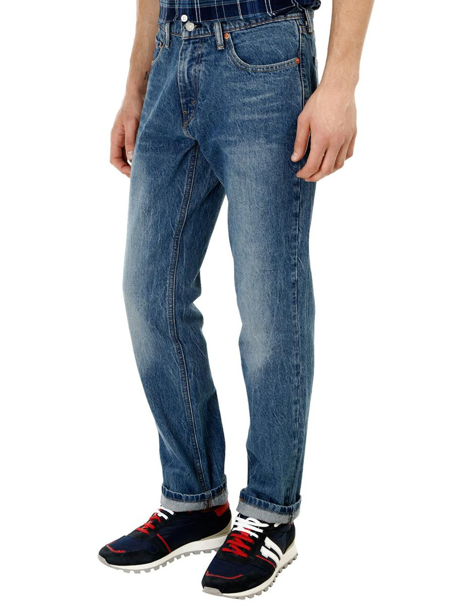 Corte Teachable Azul Straight Jeans 541 For Levi's Vaqffh lF1JcuK3T5
