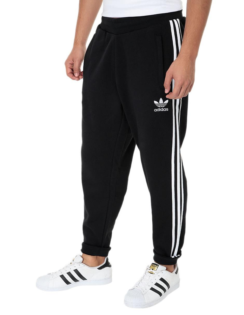 Regular Adidas Pants Originals Negro Fit Corte Yw840