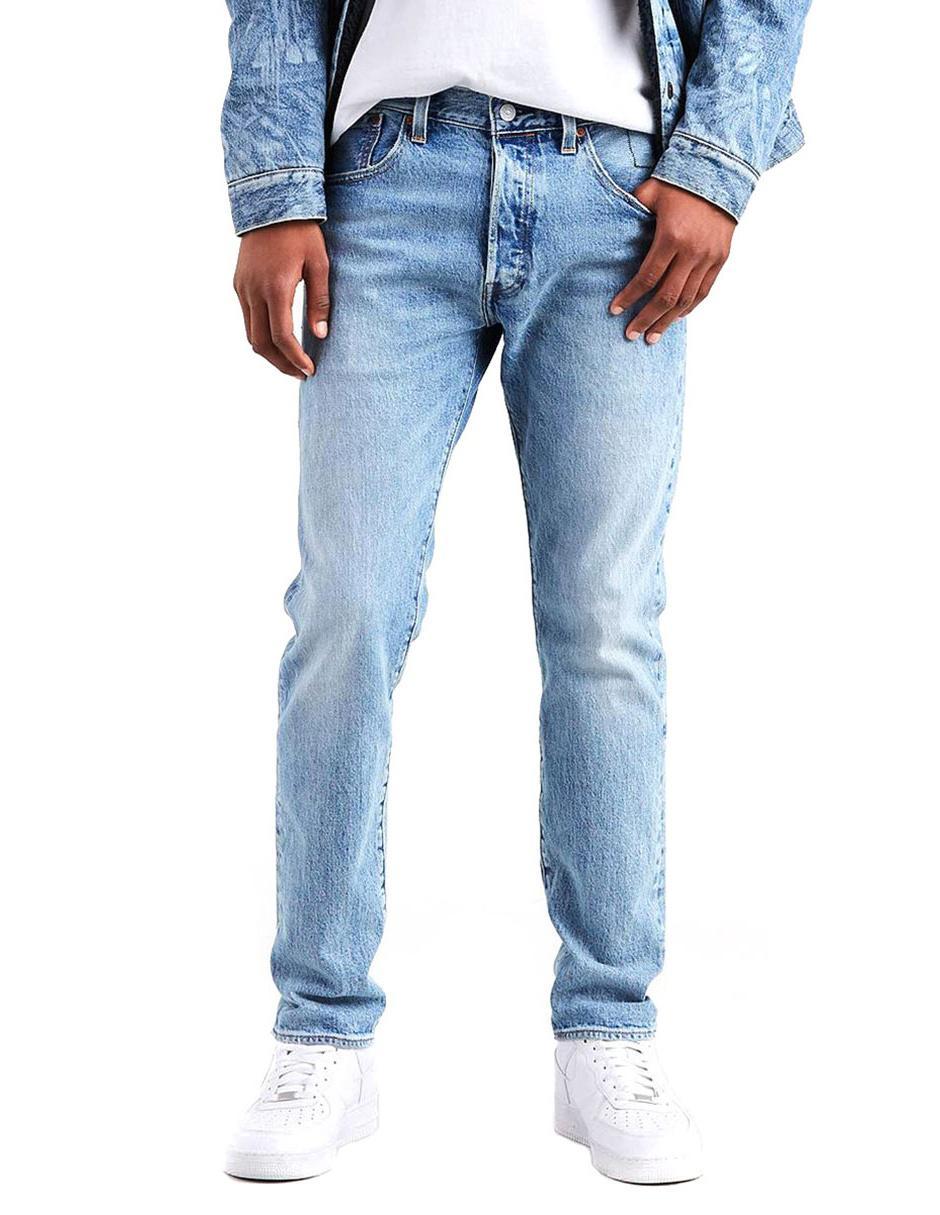 dcb778a146 Jeans Levi s 501 Justin Timberlake corte straight azul claro Precio Lista