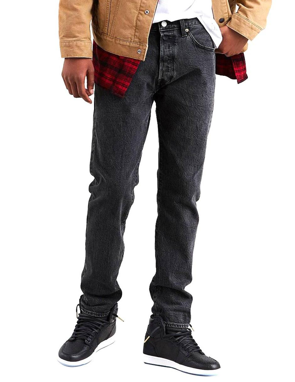 3ffc68c31b Jeans Levi s 501 Justin Timberlake corte straight negro Precio Lista
