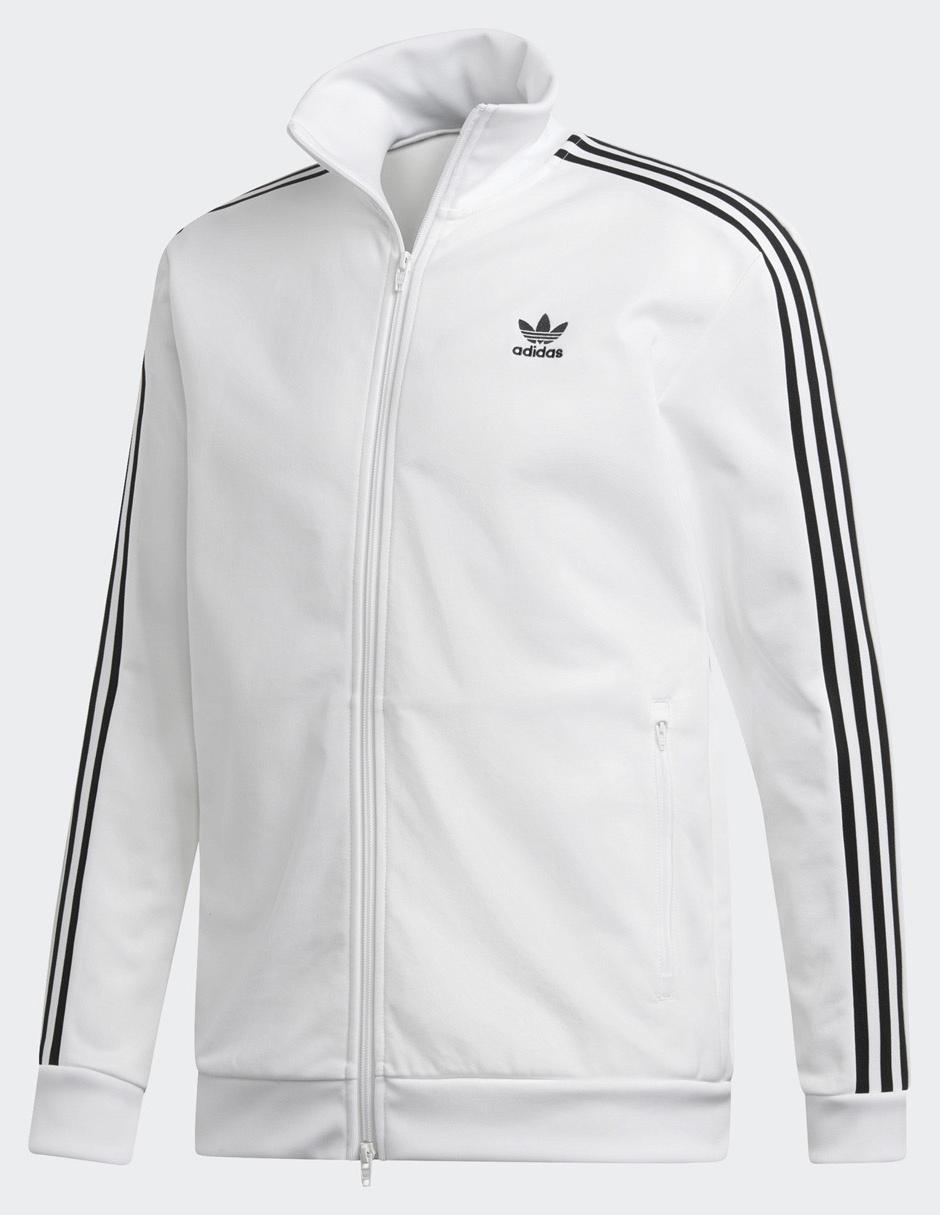 blanca Chamarra casual Originals Originals Chamarra Adidas Originals Chamarra casual blanca Adidas Adidas zLqpGSVMU