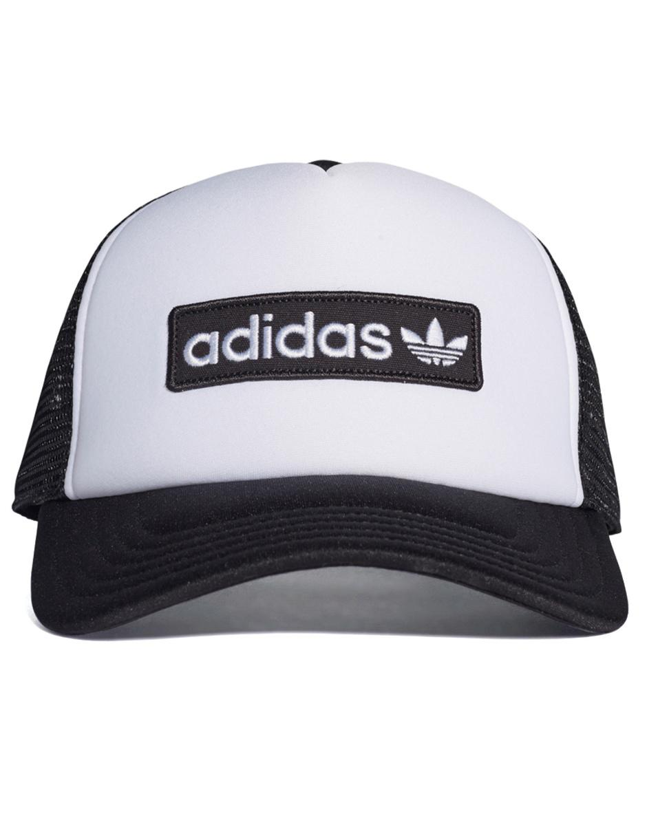 futuro impulso Humillar  Gorra Adidas Originals Foam Curved negra en Liverpool