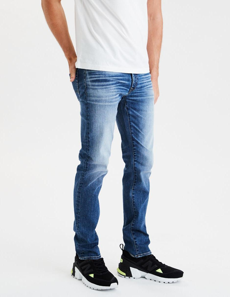 Jeans Slim American Eagle Obscuro En Liverpool