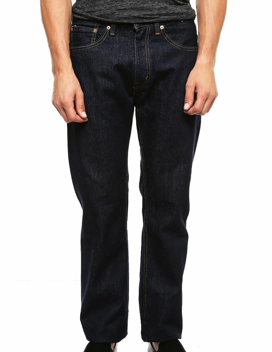 Jeans Straight Levi S 505 Demin En Liverpool